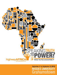 Highlights from the Highway Africa 2013 (#Highway13) Conference: Speaking Truth to Power?